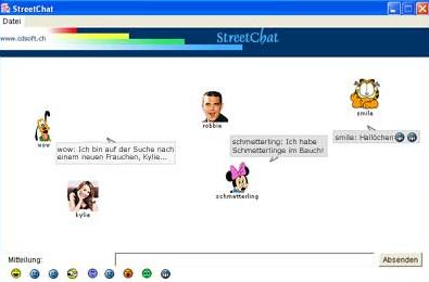 Street-Chat