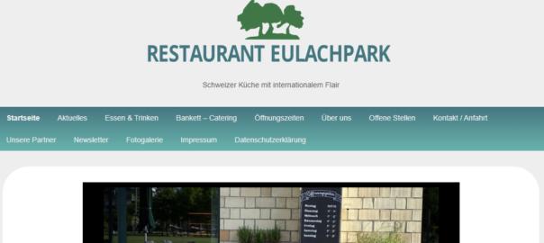 Restaurant Eulachpark